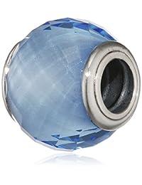 Pandora 潘多拉 蓝色多面小挂坠 蓝色 女款 791499SBQ(丹麦品牌 香港直邮)(包邮包税)