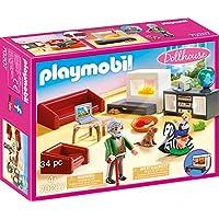Playmobil 70207 DOLLHOUSE 角色扮演玩具 多色 均码