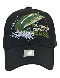 户外钓鱼帽(20 种以上款式)Bite Me、Base、Trout