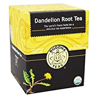 Buddha Teas - ***有机草本蒲公英根茶 - 18茶叶袋