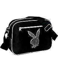 Playboy Bag negro, gris
