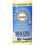 Maine Coast Sea Vegetables - 海调味料有机海盐与海Veg - 1.5盎司美国直邮【亚马逊海外卖家】