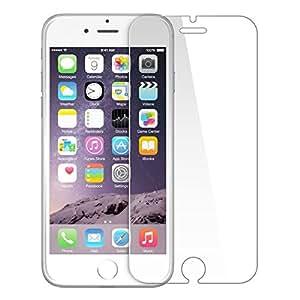 iPhone 7 屏幕保护器,Gkin [全覆盖] 弧形 0.26 毫米超薄[防刮] [钢化玻璃] Apple iPhone 7 高清透明屏幕保护膜(2 包)