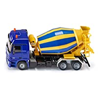 SIKU 3539型号 truck 混合器 assorted colours