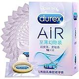 Durex杜蕾斯避孕套安全套AiR至薄幻隐装16只 (健康与美容)