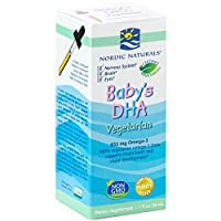 Nordic Naturals - Baby's DHA Vegetarian, Supports Brain and Visual Development, 1 Ounce (FFP)