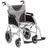 Drive DeVilbiss Healthcare 超轻 Enigma Transit 轮椅,43.18 厘米座椅宽度