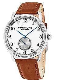 Stuhrling Original 石英男士手表 207.01(亚马逊进口直采,美国品牌)