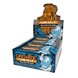 Grenade Carb Killa High Protein and Low Carb Bar, 12 x 60 g - Cookies and Cream