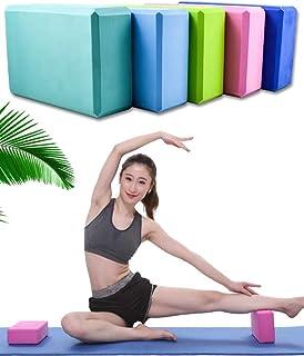 XLAYZ 瑜伽砖舞蹈压力腿练习*砖泡沫砖儿童初学者瑜伽辅助工具正品健身设备