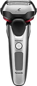Panasonic松下电动剃须刀ES-LT6A 银色日本进口  奢华外观 电量显示