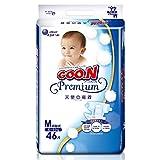 GOO.N 大王 天使系列 纸尿裤 尿不湿 M46片 (适合6-11kg ) 新包装