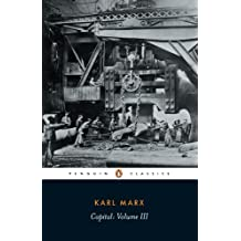 Capital: Volume III (Das Kapital series Book 3) (English Edition)