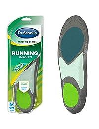 Dr. Scholl's 男士运动系列跑步鞋垫,小号,1 双 男士 小号 1