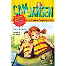 Cam Jansen: Cam Jansen and the Summer Camp Mysteries: A Super Special (English Edition)