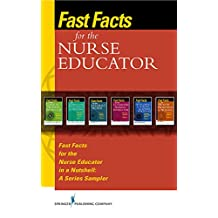Fast Facts for the Nurse Educator (English Edition)