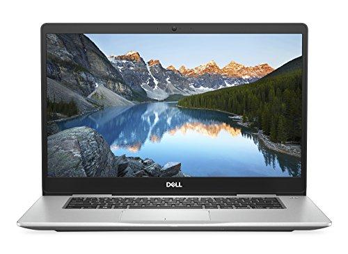 Dell 戴尔 Inspiron 灵越 15 7570 超薄笔记本电脑(Intel 英特尔 Core 酷睿 i5-8250U 1024GB 硬盘 8GB 内存 NVIDIA GeForce MX130 4GB GDDR5 Win 10 家庭版)白金银