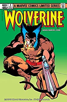 """Wolverine (1982) #4 (of 4) (English Edition)"",作者:[Claremont, Chris]"