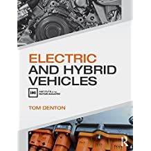 Electric and Hybrid Vehicles (English Edition)