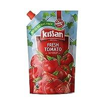 Kissan Fresh Tomato Ketchup Doy Pack, 1kg