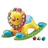 Fisher- Price 费雪 益智早教玩具 4合1狮子学步车 DLW65