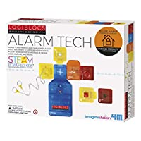 4M Logiblocs 電子積木系統 Alarm Tech Kit 無