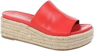 Franco Sarto 女士 Tola Espadrille 坡跟凉鞋