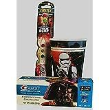 Crest 3 件 Firefly Ready Go刷发光口腔卫生套装:Star Wars STORM TROOPER 发光计时器牙刷,Tube Pro-Health Jr. 牙膏 4.2 盎司,星球大战冲洗杯