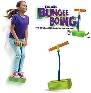THE Original 豪华 BUNGEE 波音! 来自 geospace ; THE squeakiest , easiest POGO EVER 适用于儿童3岁及以上