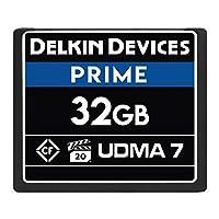 Delkin 32GB 紧凑型闪存卡 1050x [DDCFB105032G]