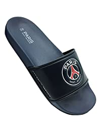 Funkymonkey 男式休闲凉鞋拖鞋户外室内拖鞋