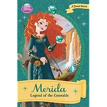 Disney Princess: Merida: The Legend of the Emerald: A Jewel Story (Disney Chapter Book (ebook)) (English Edition)