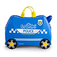英国Trunki 玩偶车-Police Car TR0323-GB01