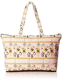 [HAPITAS] 折叠大手提包 可当作搬运 丰富的图案 17L 33cm 0.26kg H0001