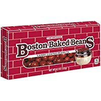 Boston Baked Beans Candy Coated Peanuts, 4.3 Ounce(Pack of 12)