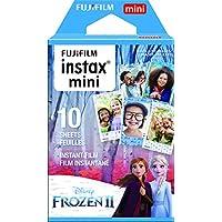Fujifilm Instax 迷你 Disney 冰雪奇缘 2 胶片 - 10 次曝光