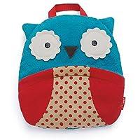 美国SkipHop可爱动物园旅行毯子-猫头鹰SH187204