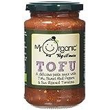 Mr Organic Tofu Pasta Sauce 350 g (Pack of 6)