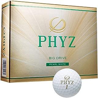 phyz (ファイズ) 高尔夫2015款1打 (含12球)