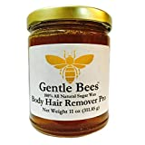 Gentle Bees Body Hair Remover Pro, Sugar Wax