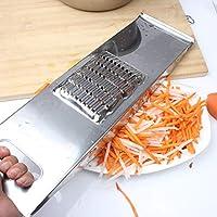 萝卜丝刨丝器土豆丝刨丝器家用商用切丝板不锈钢蔬菜擦丝用品抖音小号细丝3mm出丝孔