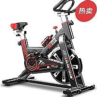 动感单车家用静音室内健身自行车动感黑色