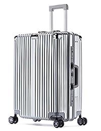 JamayZeyliner 佳美吉利亚 金属铝包角出国旅行箱拉杆箱登机箱托运箱万向轮4012