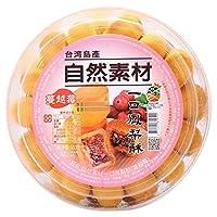 自然素材 一口凤梨酥(蔓越莓)560g(台湾进口)