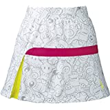 GOSEN(GOSEN) 女士 粉色塑料短裙(带打底裤) S1801