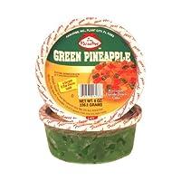 Paradise 菠萝块, 绿, 8盎司(226.4克)