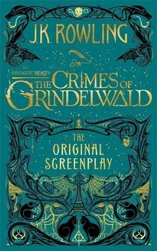 【中商原版】神奇动物在哪里2格林德沃之罪电影原著剧本小说英文原版FantasticBeasts Crimes of Grindelwald JK罗琳 哈利波特