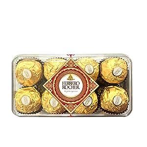 Ferrero 费列罗 Rocher榛果威化巧克力16粒分享装200g