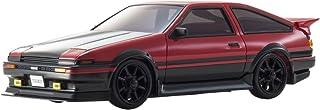 京商 ASC MA020S 丰田 AE86 模型 航空 碳 红色 / 黑色 MZP410BKCR