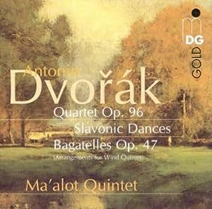 进口CD:德伏扎克室乐作品(吹号版本) Dvorak:Quartet(CD)34513562